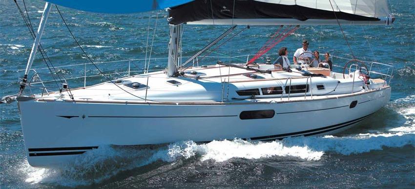 2011. Sun Odyssey 44i