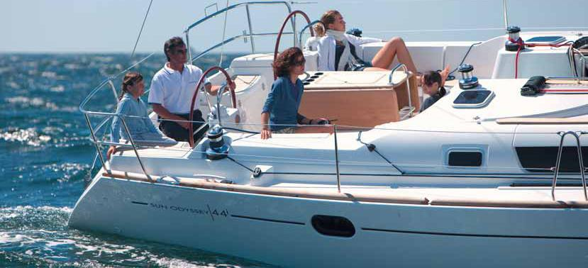sailboat Sun Odyssey 44i