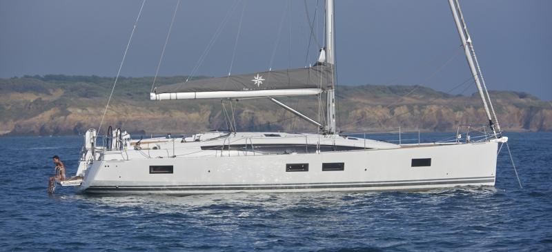 sailboat Jeanneau 51