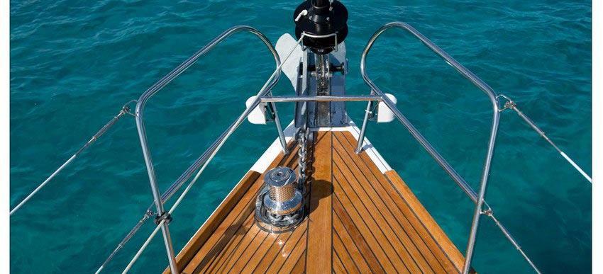 sailboat Oceanis 54