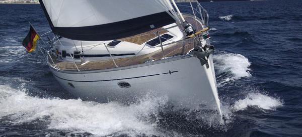 sailboat Bavaria 39 Cruiser