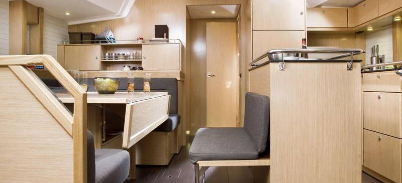 sailboat Bavaria Cruiser 55