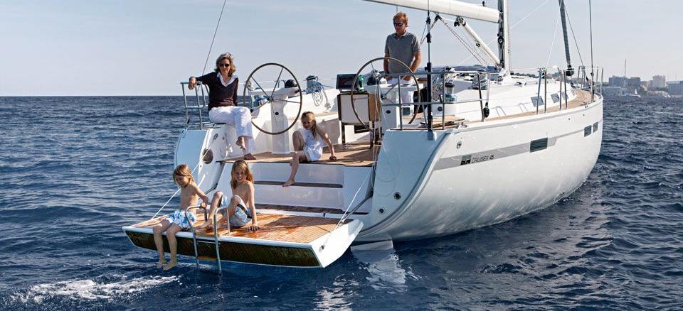 2012. Bavaria Cruiser 45