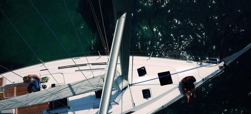 sailboat Hanse 350