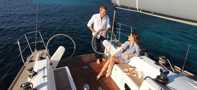 sailboat Salona 44