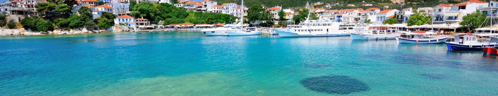 Evia and Sporades islands