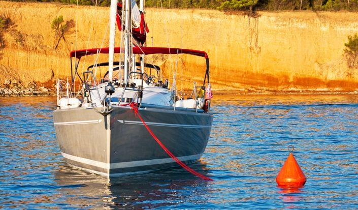 Mooring in the Adriatic: Double Double Buoy and Trouble