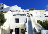 Santorini villa Greece