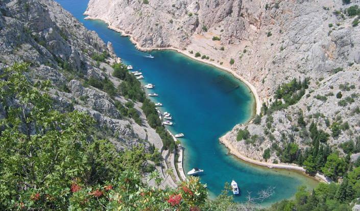 Zavratnica – a hidden gem on the Adriatic