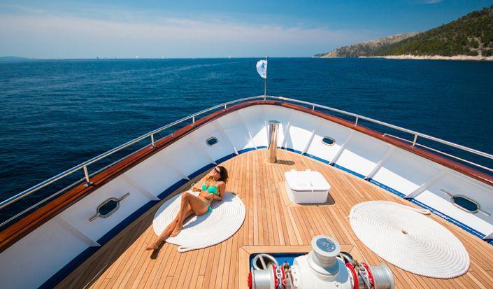 """Deluxe Cruise plan """"One Way Wonders"""" (Split - Dubrovnik)"""