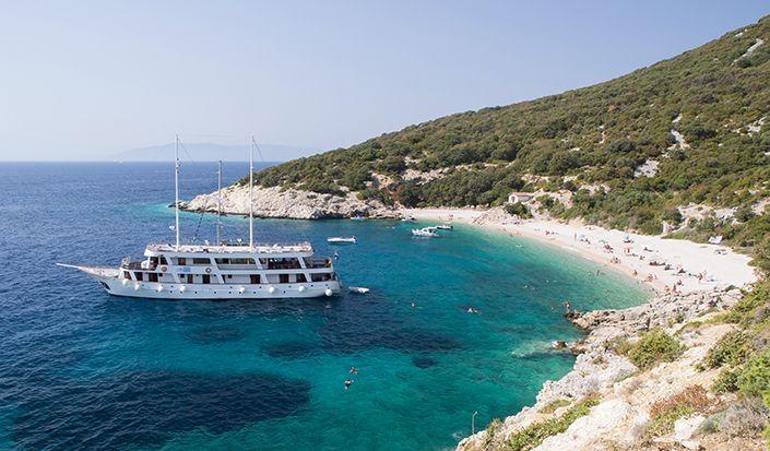 "Classic Cruise plan ""Kvarner Bay of Islands"" (Opatija - Opatija)"