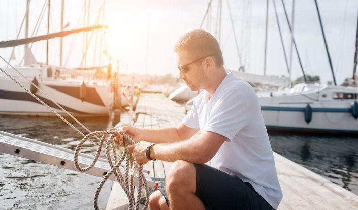Know your knots – essential knots for Sailing