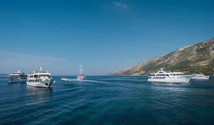 "Classic Cruise plan ""Southern Pearls"" (Dubrovnik - Split)"
