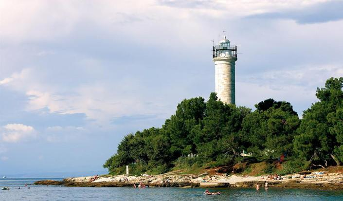 Savudrija's Lighthouse of Love