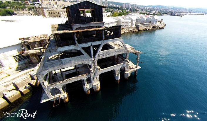 Rijeka's Torpedo Launch Station (TLS) - First in the World