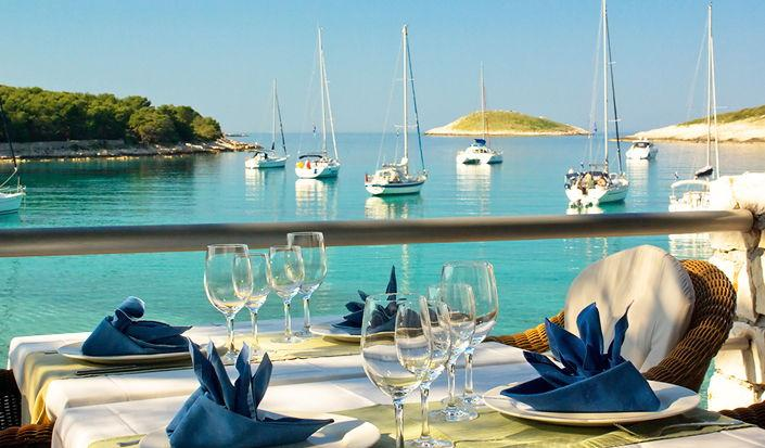 How to Order Seafood on a Sailing Holiday