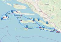New! Interactive Sailing Routes and Suggested Itineraries