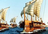 A Brief History of Sailing in Greece - Part 1