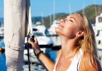 Sun Safety While Sailing