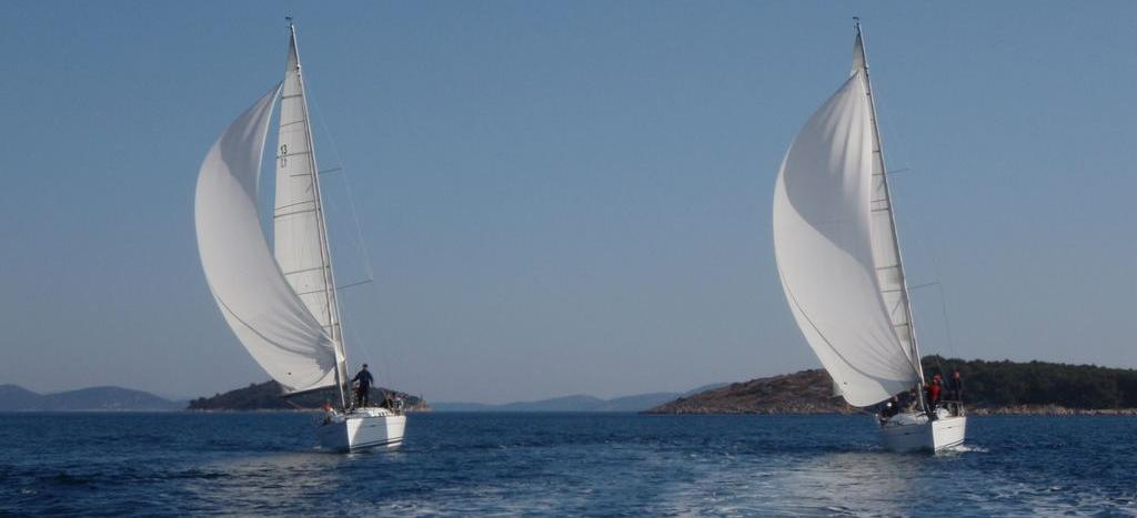 sailboat First 35