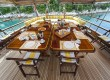 LINDA  rental motor sailer Croatia Zadar Dubrovnik Split