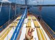 LINDA  motor sailer rental Zadar Dubrovnik Split