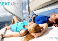 GREAT HOLIDAY OFFER - 7 days of boat rental FREE OF CHARGE!