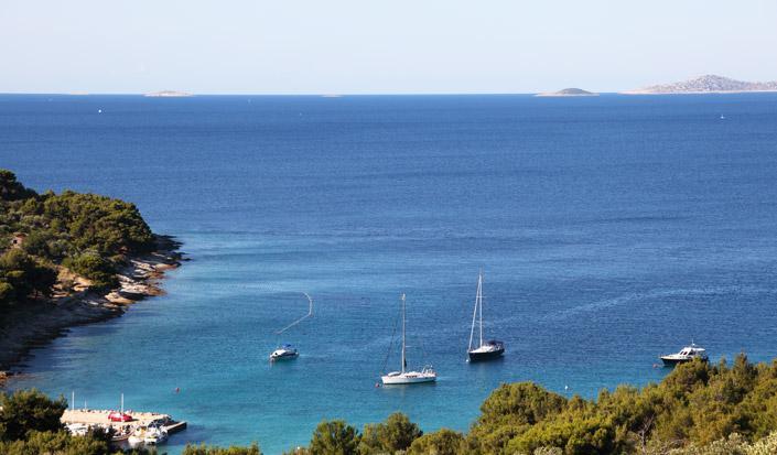 Research - pleasure of boaters in Croatia