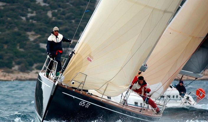Salona Yachts at the World Championships