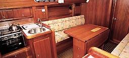sailboat Bavaria 34
