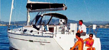 Oceanis 34.3