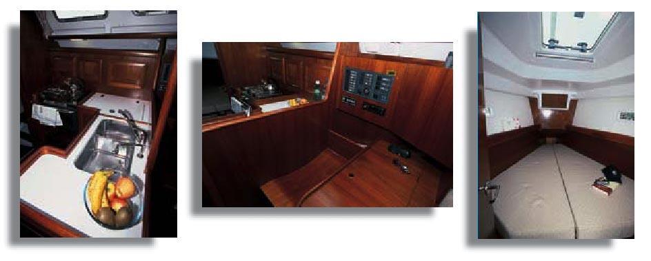 sailboat Oceanis 373