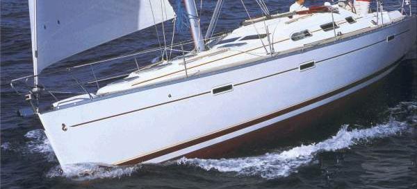 2002. Oceanis 393