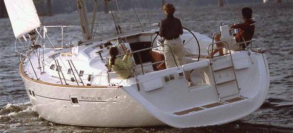 2006. Oceanis 423