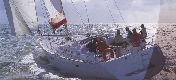 sailboat Oceanis 473