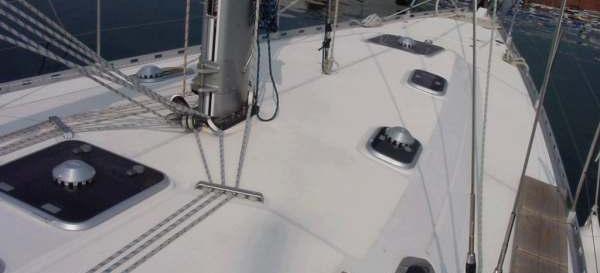 sailboat Dufour 45 Classic