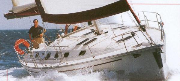 sailboat Gib`sea 43