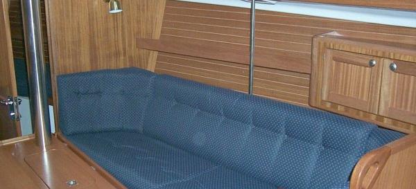 sailboat Elan 333