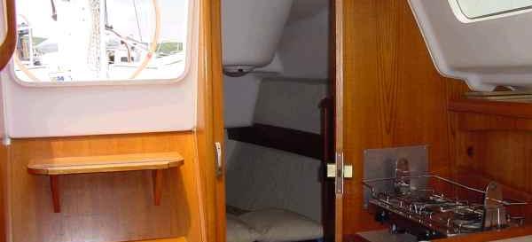sailboat Sun Odyssey 29.2