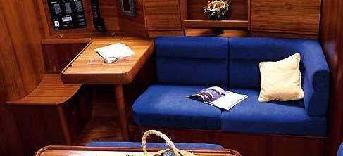 sailboat Sun Odyssey 43