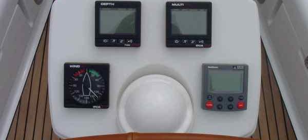 sailboat Sun Odyssey 43 DS