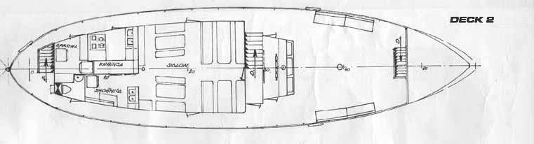 motor sailer TARYN