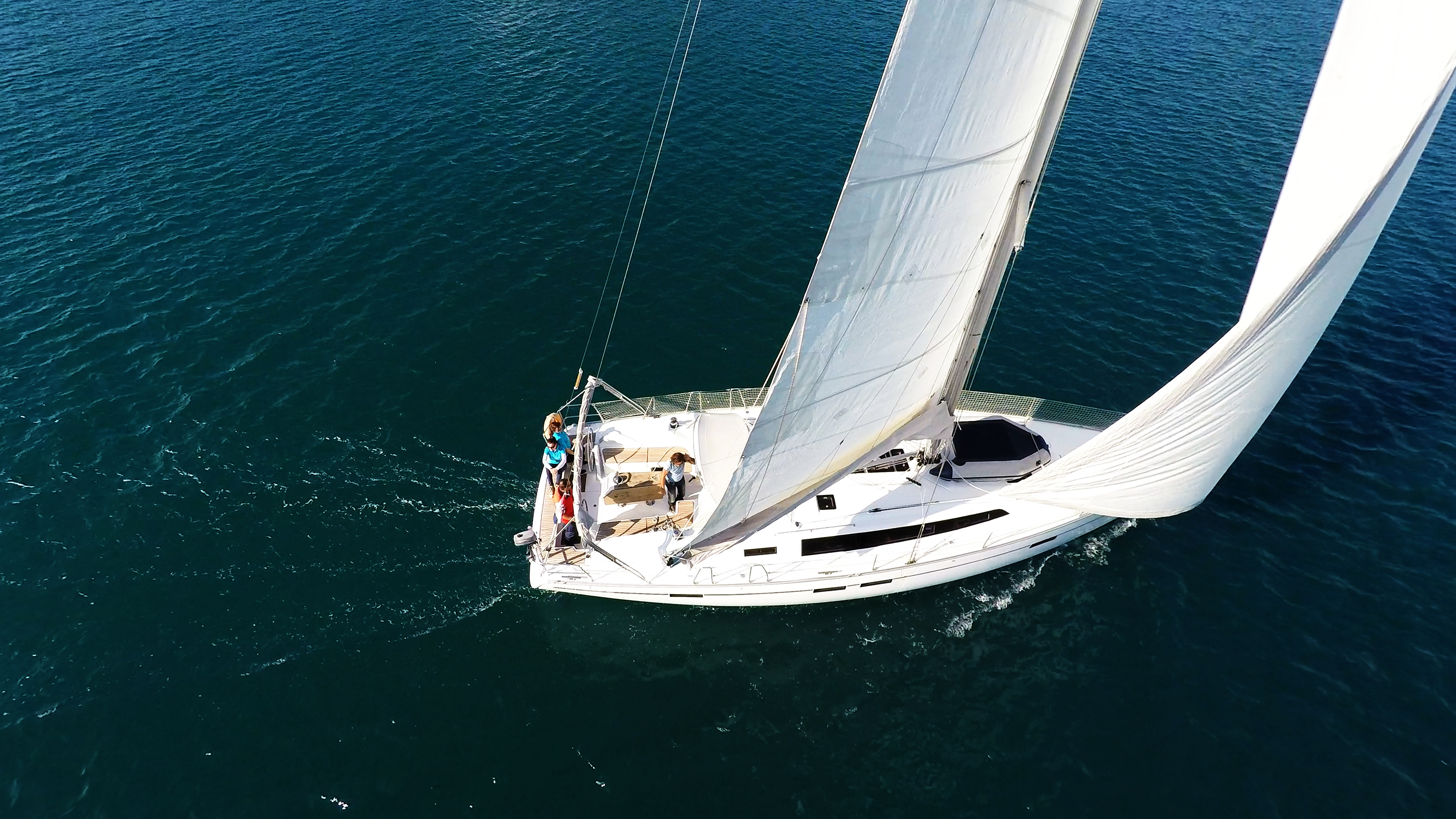 Photos of sailing yacht Bavaria 46 in charter