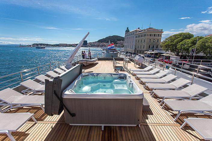 Luxuskreuzfahrten in Kroatien