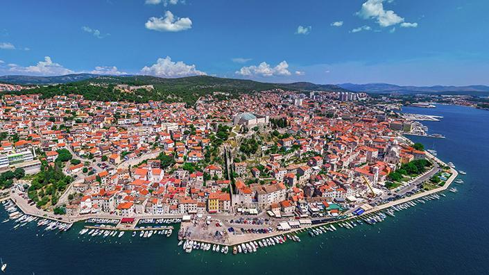 Šibenik, Croatie