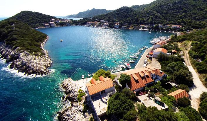 Zaklopatica, island Lastovo, Croatia