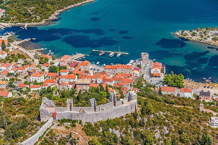 Mali Ston, Peljesac, Croazia