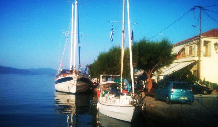 Segeln und Tauchen in Griechenland - tolle Kombination!