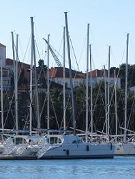 Catamaran Rentals in Croatoa