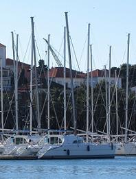 Catamaran Rentals in Croatoa